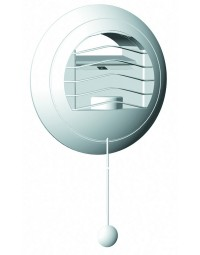 Zelfregelend ventiel Alize 30 - 90 m3/h WIT