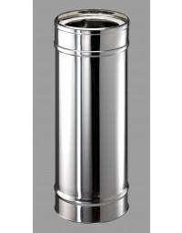 Kachelpijp DW ICS 25 RVS 150/200 pijp L = 500 mm