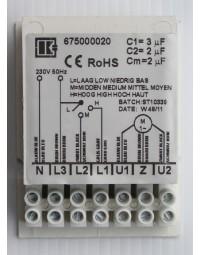 Condensatorblok JE StorkAir/Zehnder CML 14/3-5-15