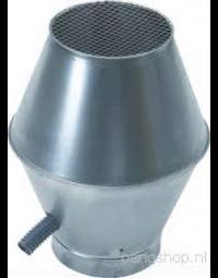 Spiralo deflectorkap Ø 150 mm