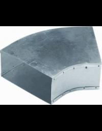 Instortkanaal 170/70 mm Bocht 45° Horizontaal