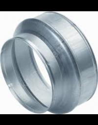 Spiralo kort verloopstuk Ø 100 - 80 mm
