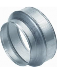 Spiralo kort verloopstuk Ø 125 - 80 mm