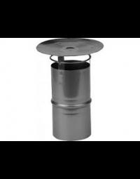 Panflex QA Gastec Regenkap Ø 100 mm