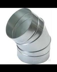 Spiralo segmentbocht 30°  Ø 400 mm
