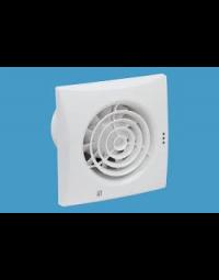 Badkamer/Toliletventilator Nedco Silencio Standaard Ø 100 mm