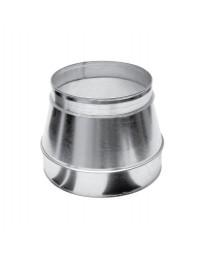 Spiralo kort verloopstuk Ø 150 - 80 mm