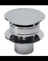 RVS Ø 350 mm Trekkap (Trekkende kap)