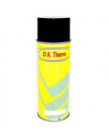 Verf spuitbus Hittebestendige verf 650 C zwart 400 ml