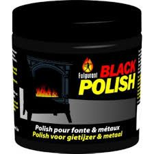 Black Polish Potje 200 ml kachelpoets