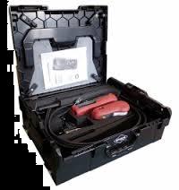Brigon 540 Rookgasanalyser set met IR-printer 5740 kit 2