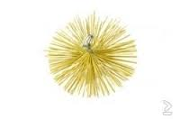 Schoorsteenveeg nylonborstel rond Ø 180 mm