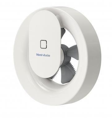 Badkamer/keuken ventilator Svara App-gestuurd