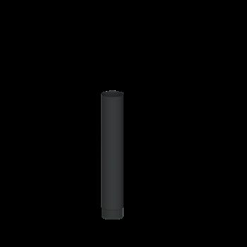 Blauw Gegloeid Ø 125 mm Pijp L = 1000 mm ( Hier zit een levertijd op )