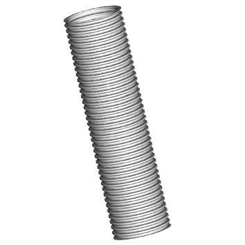 Kunststof Flex Ø 80 mm Rolux pijp L =  25 meter