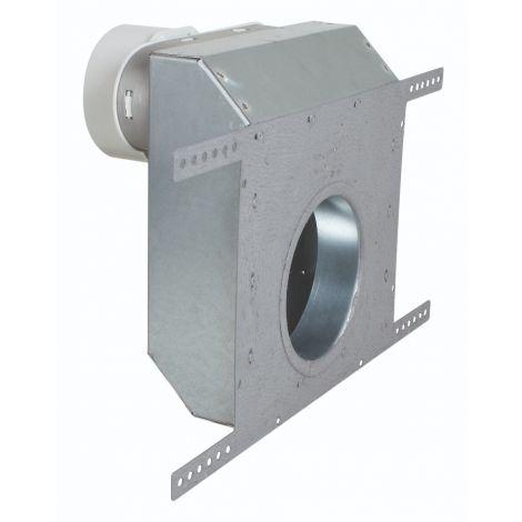 Uniflexplus Wandventielcollector 1 x Ø 90 mm