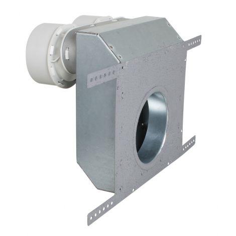 Uniflexplus Wandventielcollector 2 x Ø 90 mm