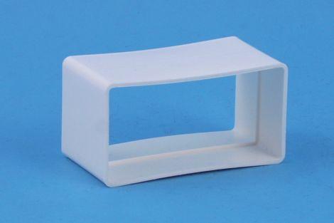 Kunststof Kanaal 110x54 mm Buisverbinder