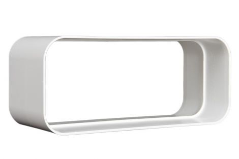 Kunststof Kanaal Buisverbinder Eco+ 169x77 mm