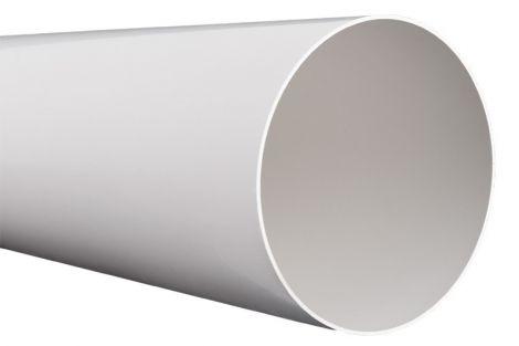 Kunststof Kanaal Ø125 mm buis Eco+ L=1000 mm
