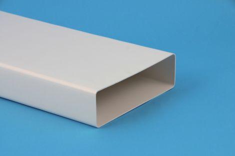 Kunststof Kanaal 110x54 mm Buis L = 1000 mm