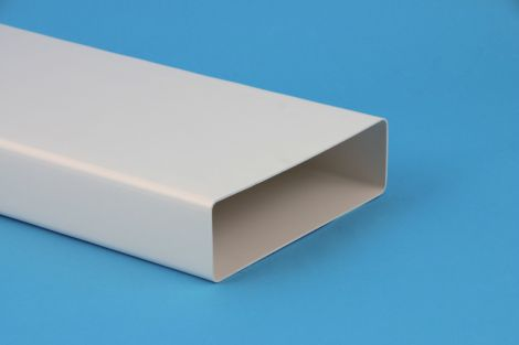 Kunststof Kanaal 204x60 mm Buis L=1000 mm