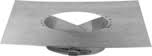Flex RVS QA afdekplaat Ø 60 mm