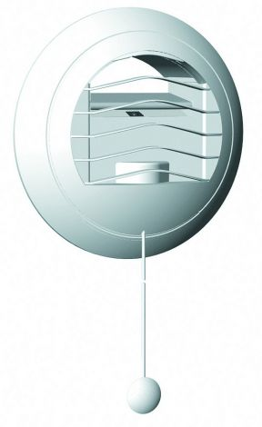 Zelfregelend ventiel Alize 45 - 120 m3/h