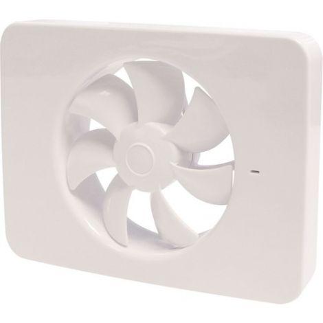 Badkamer ventilator Lo-Carbon iQ Ø 100 - 125mm