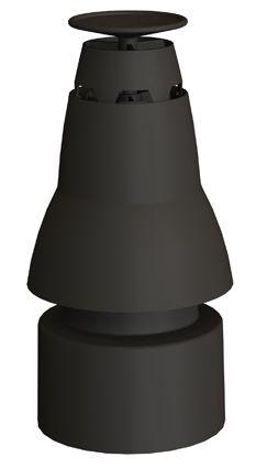 BH Miniflex Ø 60mm uitmondingsset Skyline