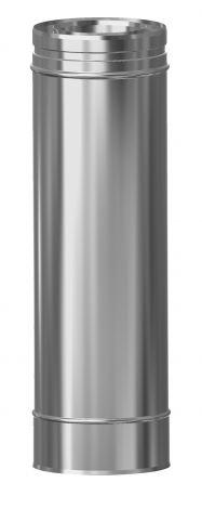 Concentrisch CFS RVS/RVS Ø 130/200 mm pijp L = 500 mm