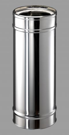 ICS 25 RVS Ø 180/230 mm pijp L = 500 mm