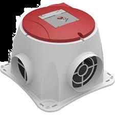 Zehnder ComFofan S CO2 RF incl. hoofdbediening CO2 RF (randaardestekker)