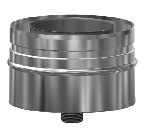 Concentrisch CFS RVS/RVS 130/200 mm condensdop