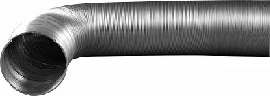 Aluminium Flex AF Ø 100 mm L = 3000 mm (stug)