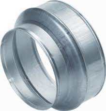 Spiralo kort verloopstuk Ø 180 - 100 mm