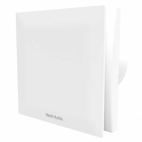 Badkamerventilator Mute 100 BN zonder sensoren en timer