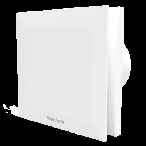 Badkamerventilator Mute 100 HTN met vochtsensor en timer