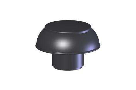 Coxvent 300 PP bovenkap ontluchting Ø 110 - 125 mm