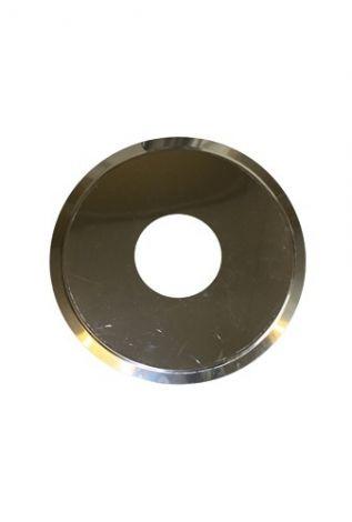 Concentrisch CFS RVS 130/200 mm rozet