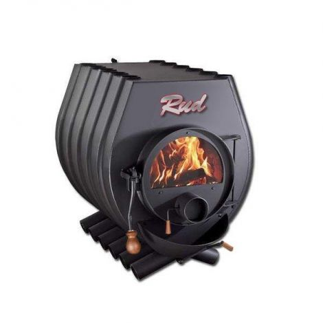 RUD Houtkachel 9 kW met platte kooktop (informeer naar levertijd)