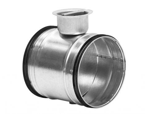 Spiralo regelklep Ø 125 mm SAFE