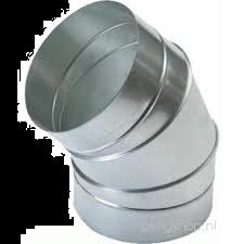 Spiralo segmentbocht Ø 315 mm 30°
