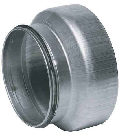 Spiralo verloopstuk Ø 125 - 80 mm SAFE