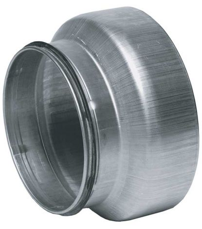 Spiralo verloopstuk Ø 150 - 125 mm SAFE