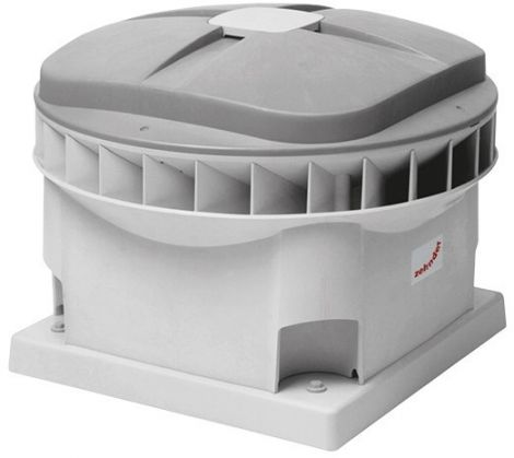 Zehnder Dakventilator VDX 210 0-10 V + WS