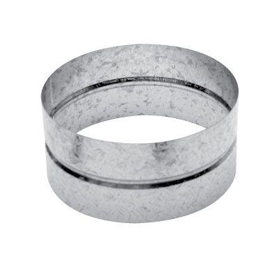 Spiralo verbindingsstuk t.b.v. hulpstuk Ø 200 mm