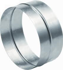 Spiralo verbindingsstuk t.b.v. buis Ø 125 mm