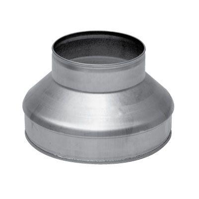 Spiralo kort verloopstuk Ø 355 - Ø 250 mm