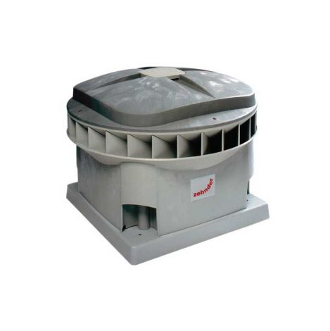 Zehnder Dakventilator MX 210 D + WS